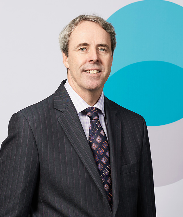 John Cowan_Chief Financial Officer_Executive Team