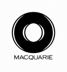 Macquarie logo with isolation zone